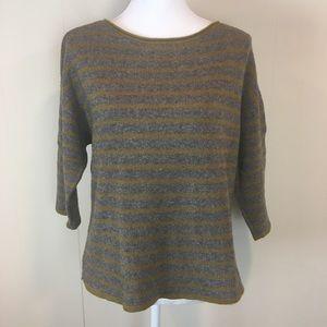 Eileen Fisher Womens Sweater Sz Small Bateau Neck